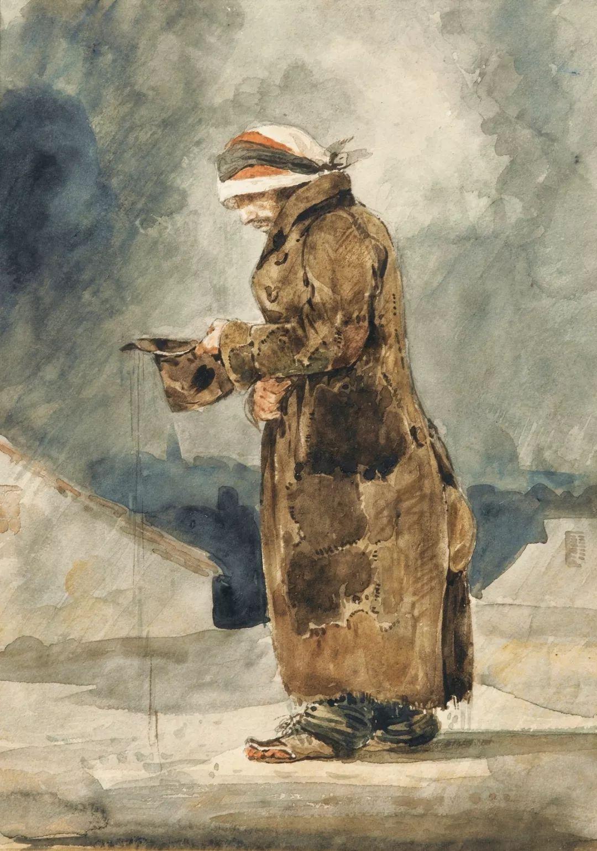 """他被称为""""浪漫主义的狮子"""",大师手稿与创作123幅插图106"""