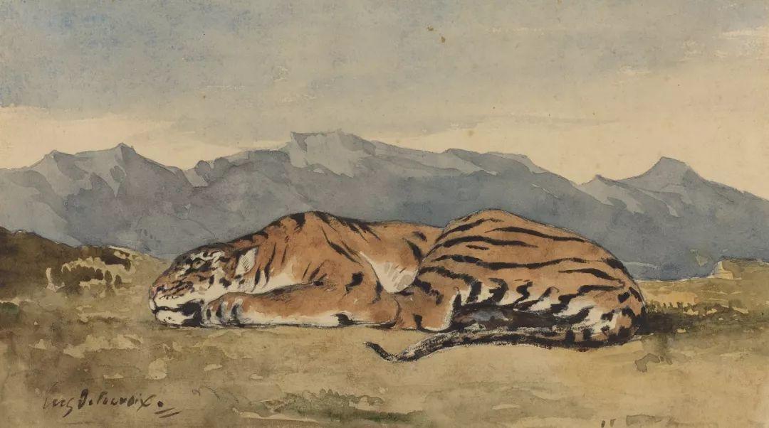 """他被称为""""浪漫主义的狮子"""",大师手稿与创作123幅插图109"""