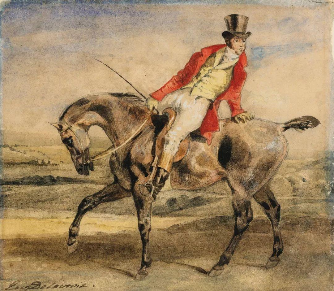 """他被称为""""浪漫主义的狮子"""",大师手稿与创作123幅插图111"""