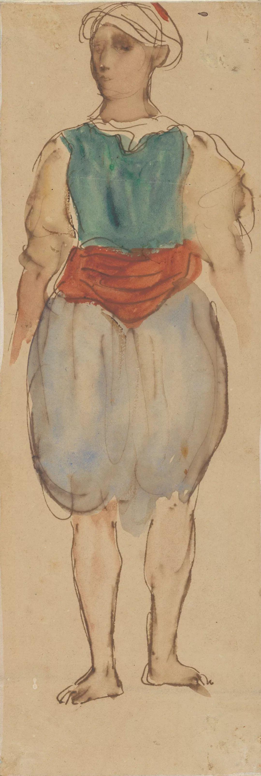 """他被称为""""浪漫主义的狮子"""",大师手稿与创作123幅插图112"""