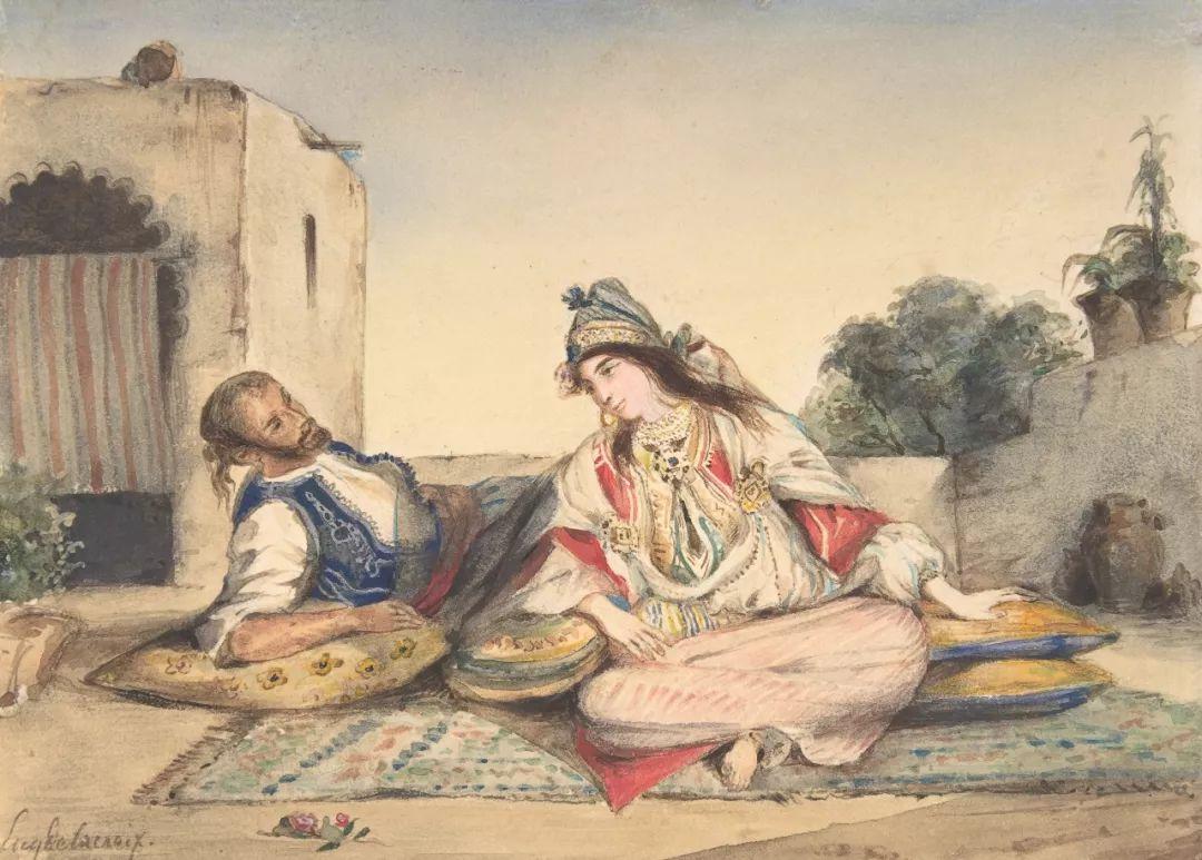 """他被称为""""浪漫主义的狮子"""",大师手稿与创作123幅插图115"""