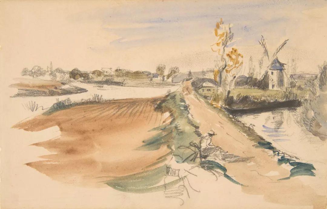 """他被称为""""浪漫主义的狮子"""",大师手稿与创作123幅插图117"""