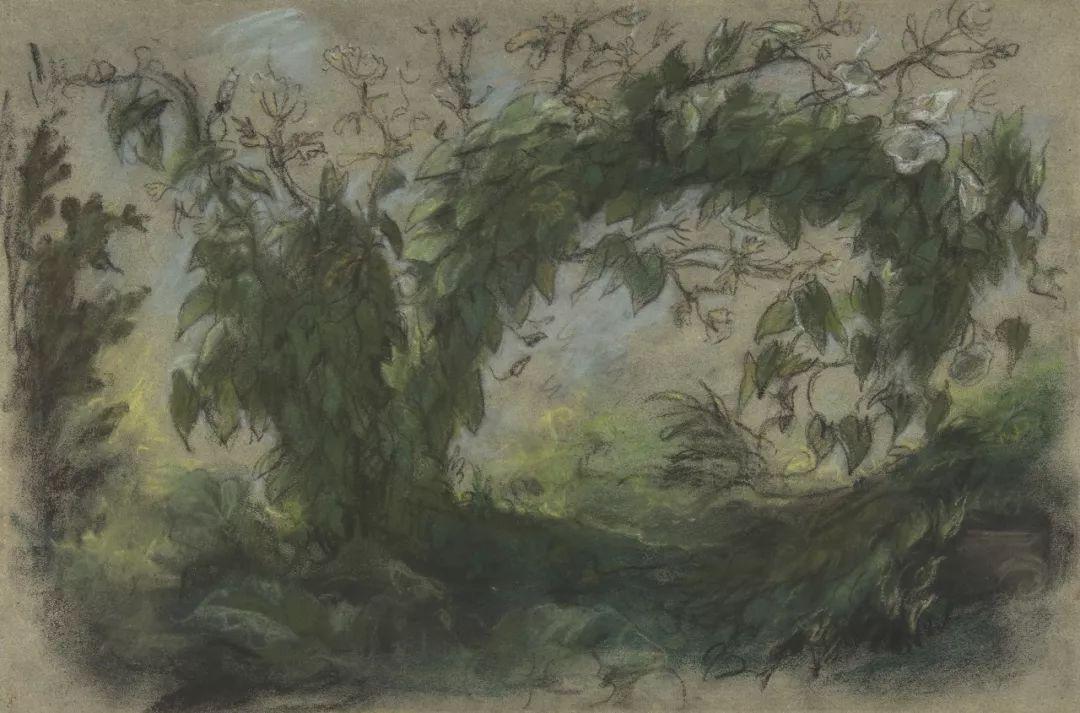 """他被称为""""浪漫主义的狮子"""",大师手稿与创作123幅插图118"""