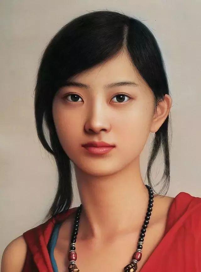 一幅油画卖到448万,这画中的少女到底有多美!插图15