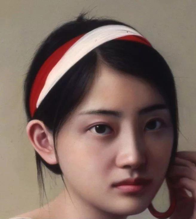 一幅油画卖到448万,这画中的少女到底有多美!插图29