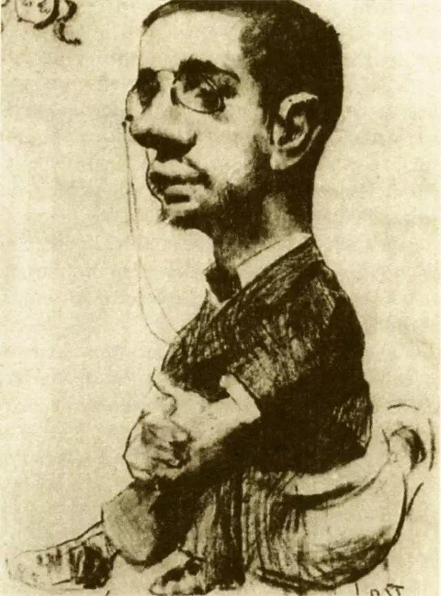 法国贵族,自幼残疾,年仅37岁,后印象派画家罗特列克插图9