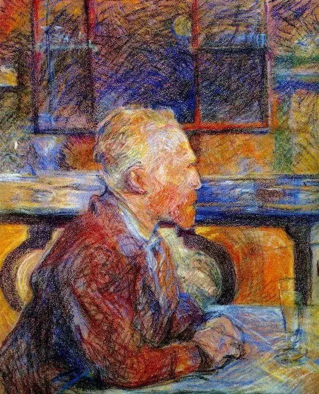 法国贵族,自幼残疾,年仅37岁,后印象派画家罗特列克插图17