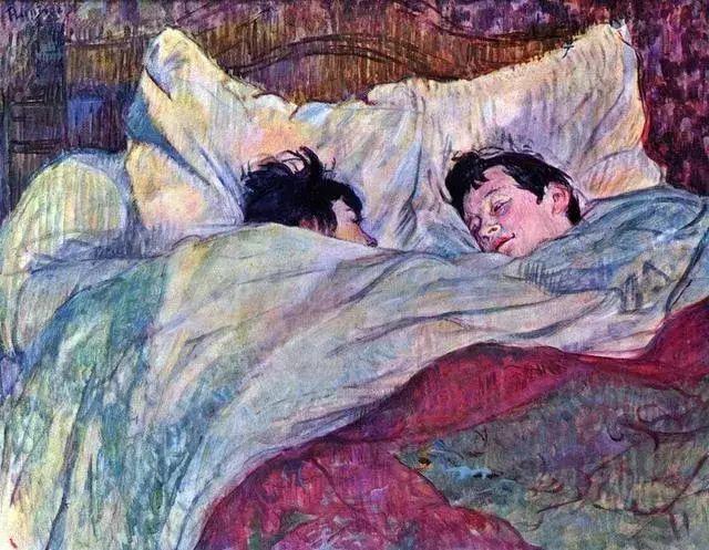 法国贵族,自幼残疾,年仅37岁,后印象派画家罗特列克插图21
