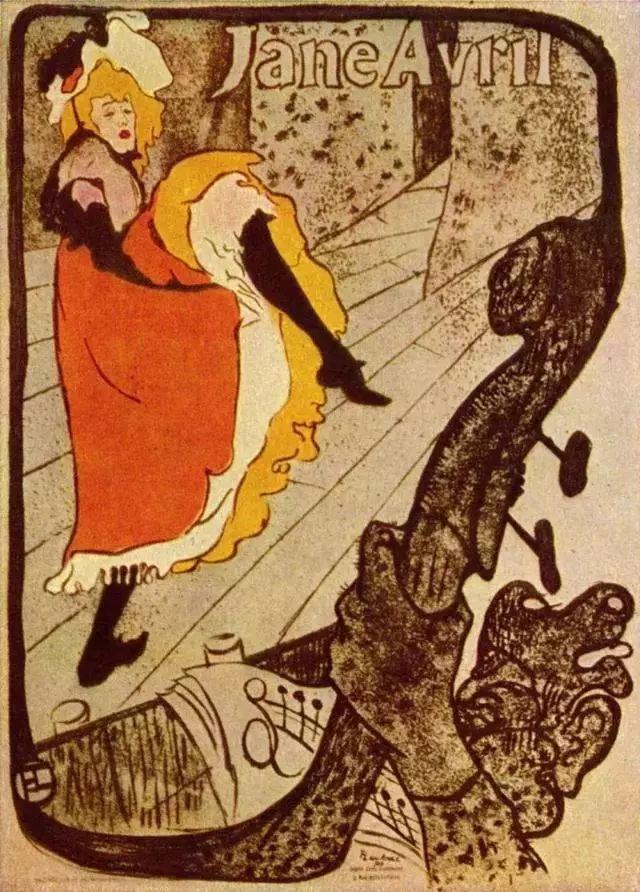 法国贵族,自幼残疾,年仅37岁,后印象派画家罗特列克插图22