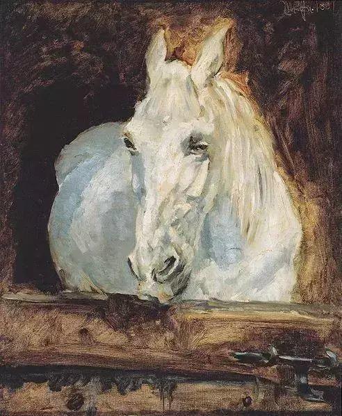 法国贵族,自幼残疾,年仅37岁,后印象派画家罗特列克插图40
