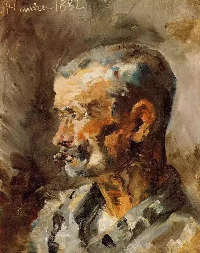 法国贵族,自幼残疾,年仅37岁,后印象派画家罗特列克插图42