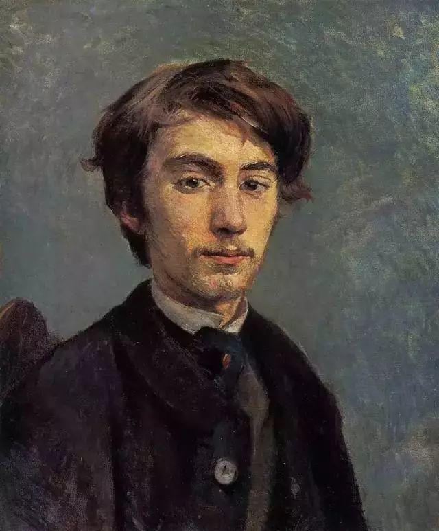 法国贵族,自幼残疾,年仅37岁,后印象派画家罗特列克插图45