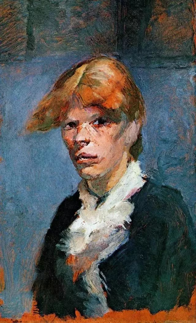 法国贵族,自幼残疾,年仅37岁,后印象派画家罗特列克插图60