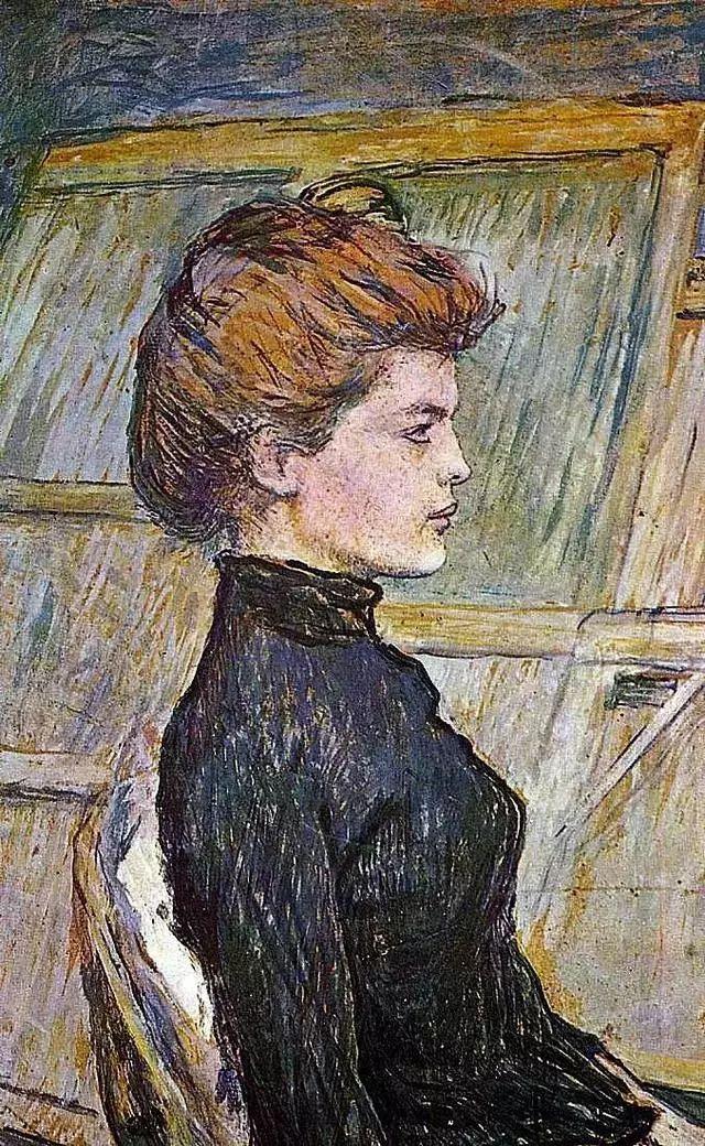 法国贵族,自幼残疾,年仅37岁,后印象派画家罗特列克插图62