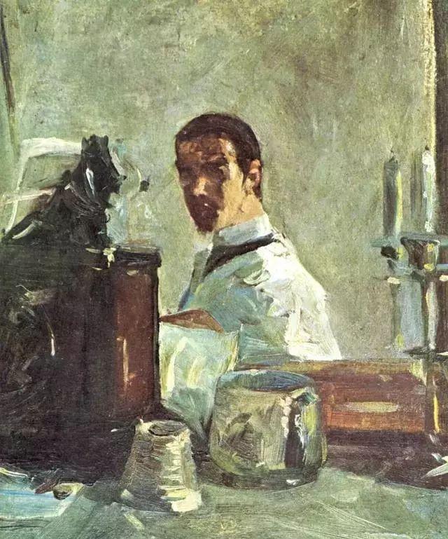 法国贵族,自幼残疾,年仅37岁,后印象派画家罗特列克插图76