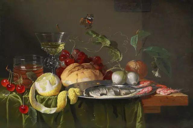 希姆,荷兰最伟大的静物画家之一插图3