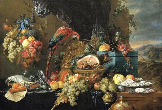 希姆,荷兰最伟大的静物画家之一插图9