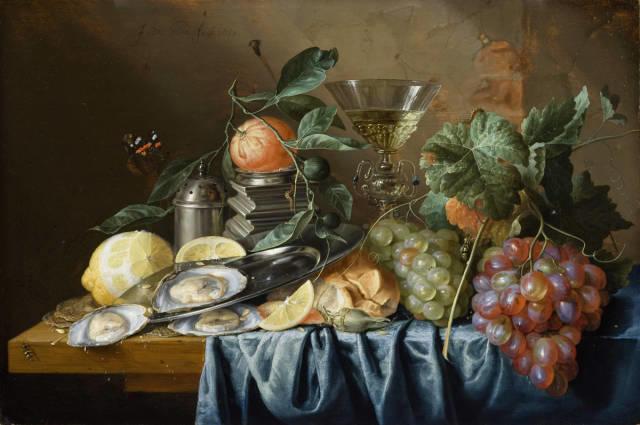 希姆,荷兰最伟大的静物画家之一插图13