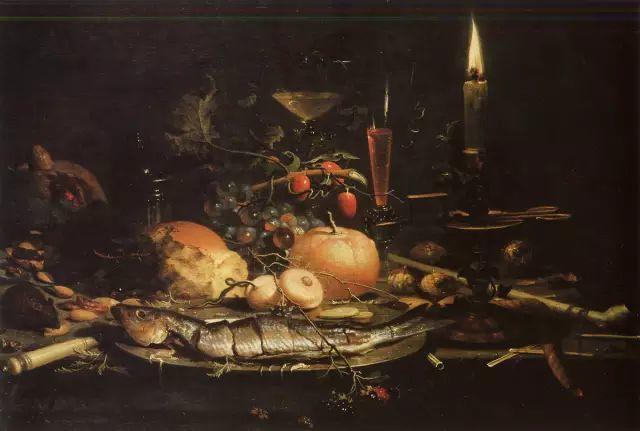 希姆,荷兰最伟大的静物画家之一插图17
