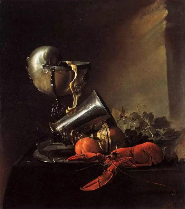 希姆,荷兰最伟大的静物画家之一插图49