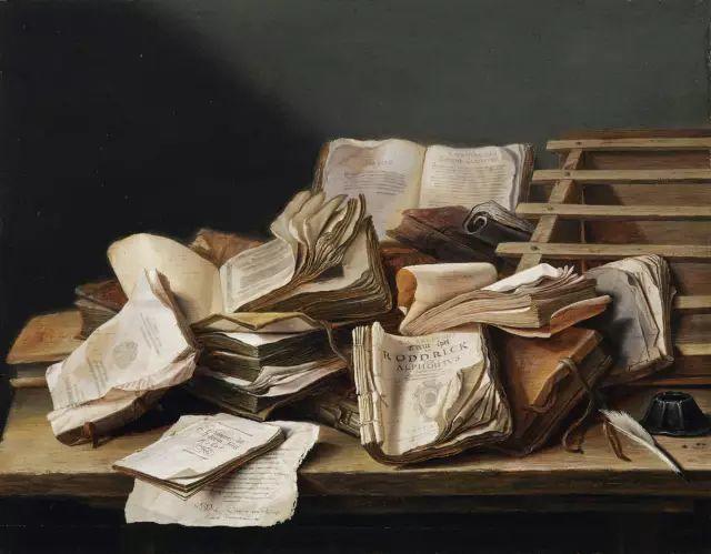 希姆,荷兰最伟大的静物画家之一插图53