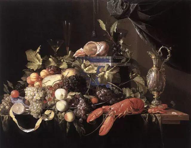 希姆,荷兰最伟大的静物画家之一插图57