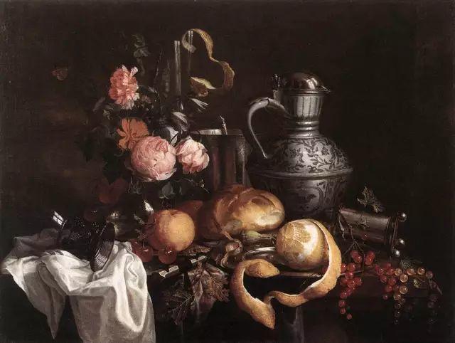 希姆,荷兰最伟大的静物画家之一插图69