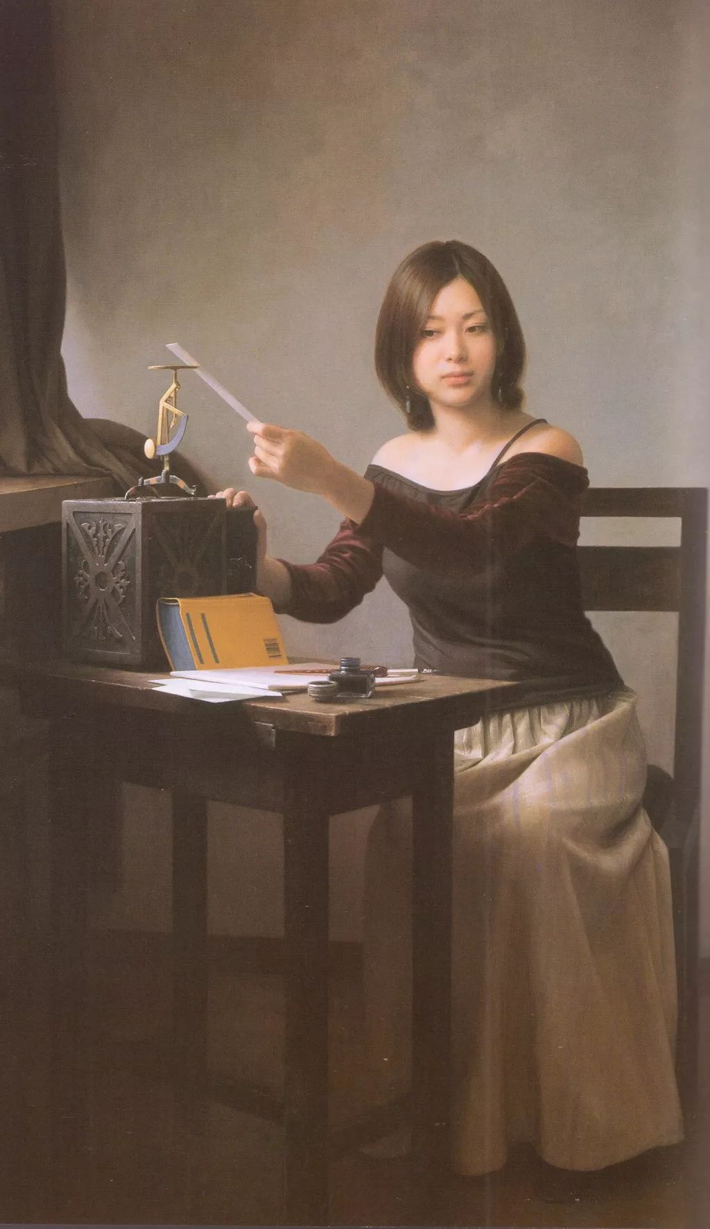 日本青年写实油画 22位画家作品插图7