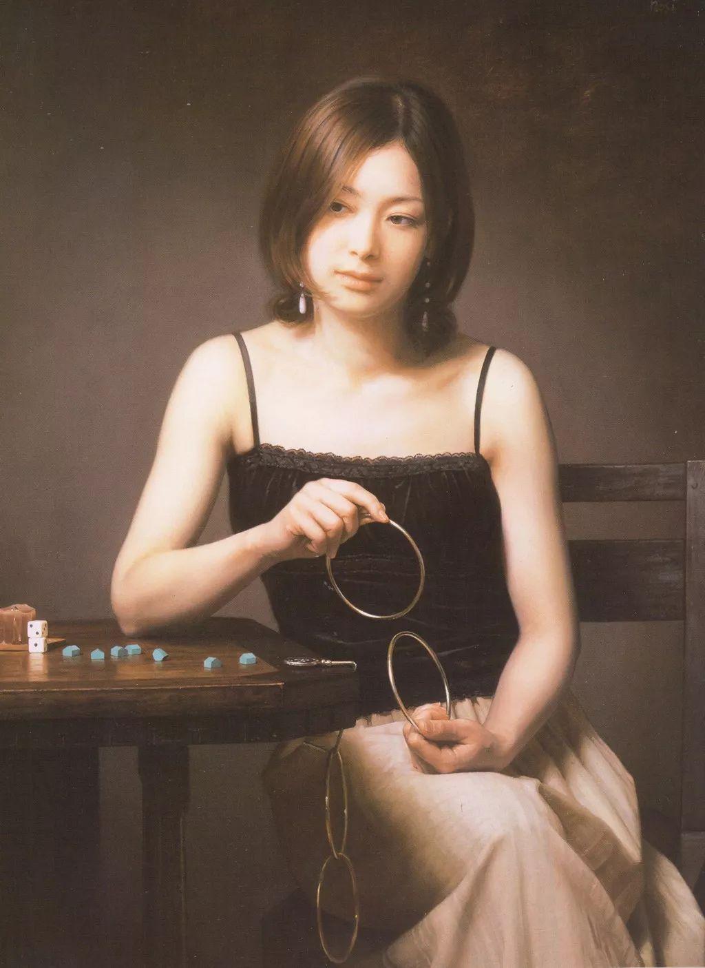 日本青年写实油画 22位画家作品插图9