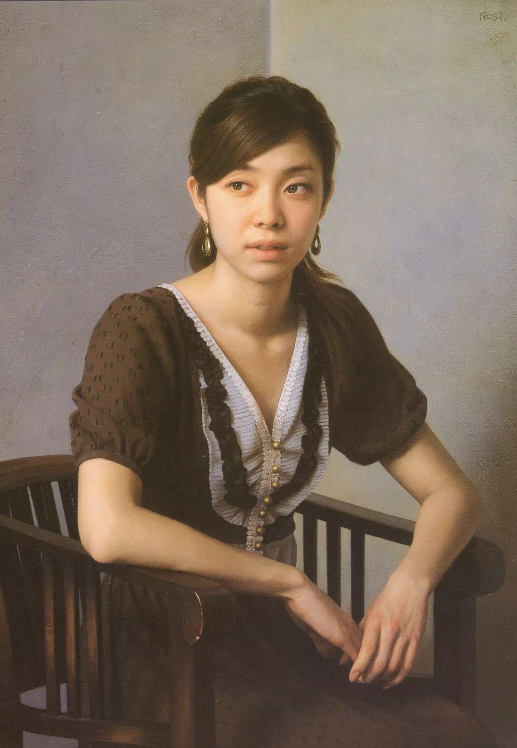 日本青年写实油画 22位画家作品插图13