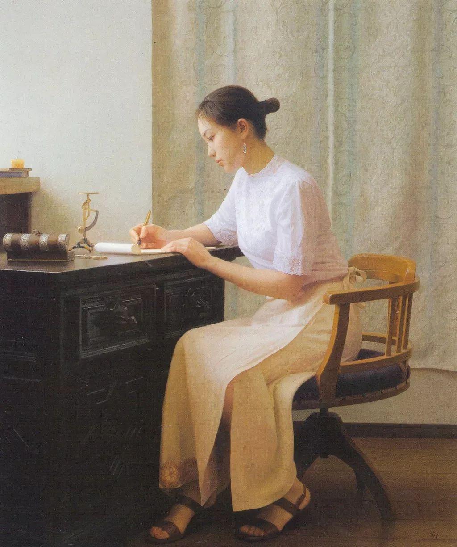 日本青年写实油画 22位画家作品插图19