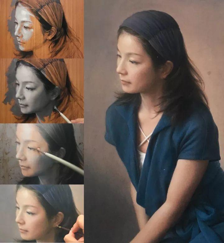 日本青年写实油画 22位画家作品插图27