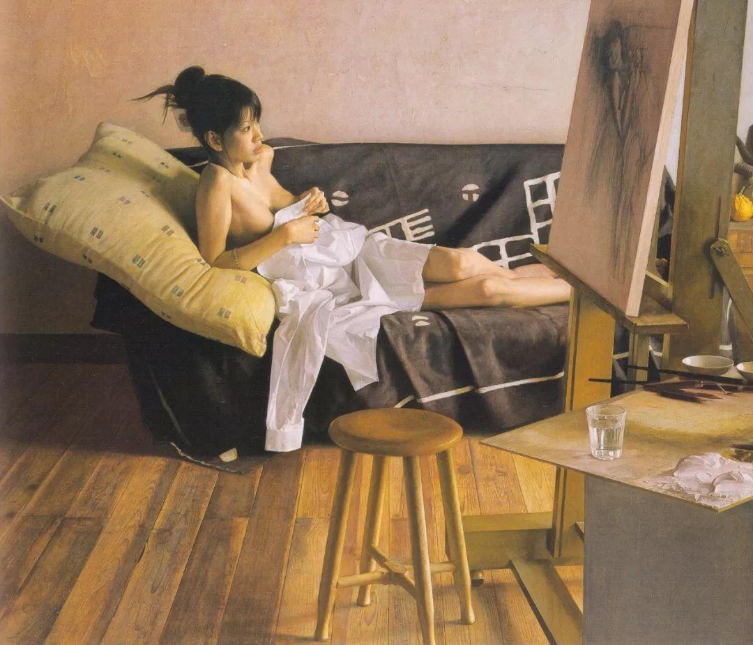 日本青年写实油画 22位画家作品插图31