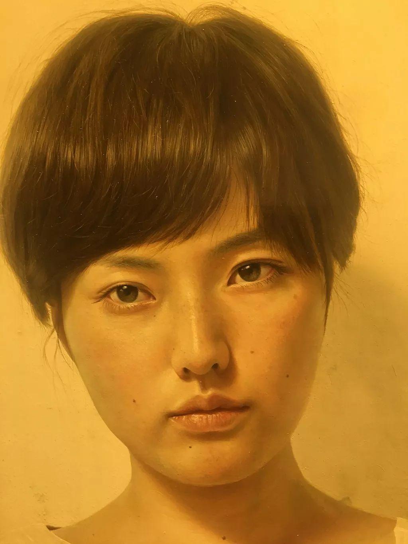日本青年写实油画 22位画家作品插图83