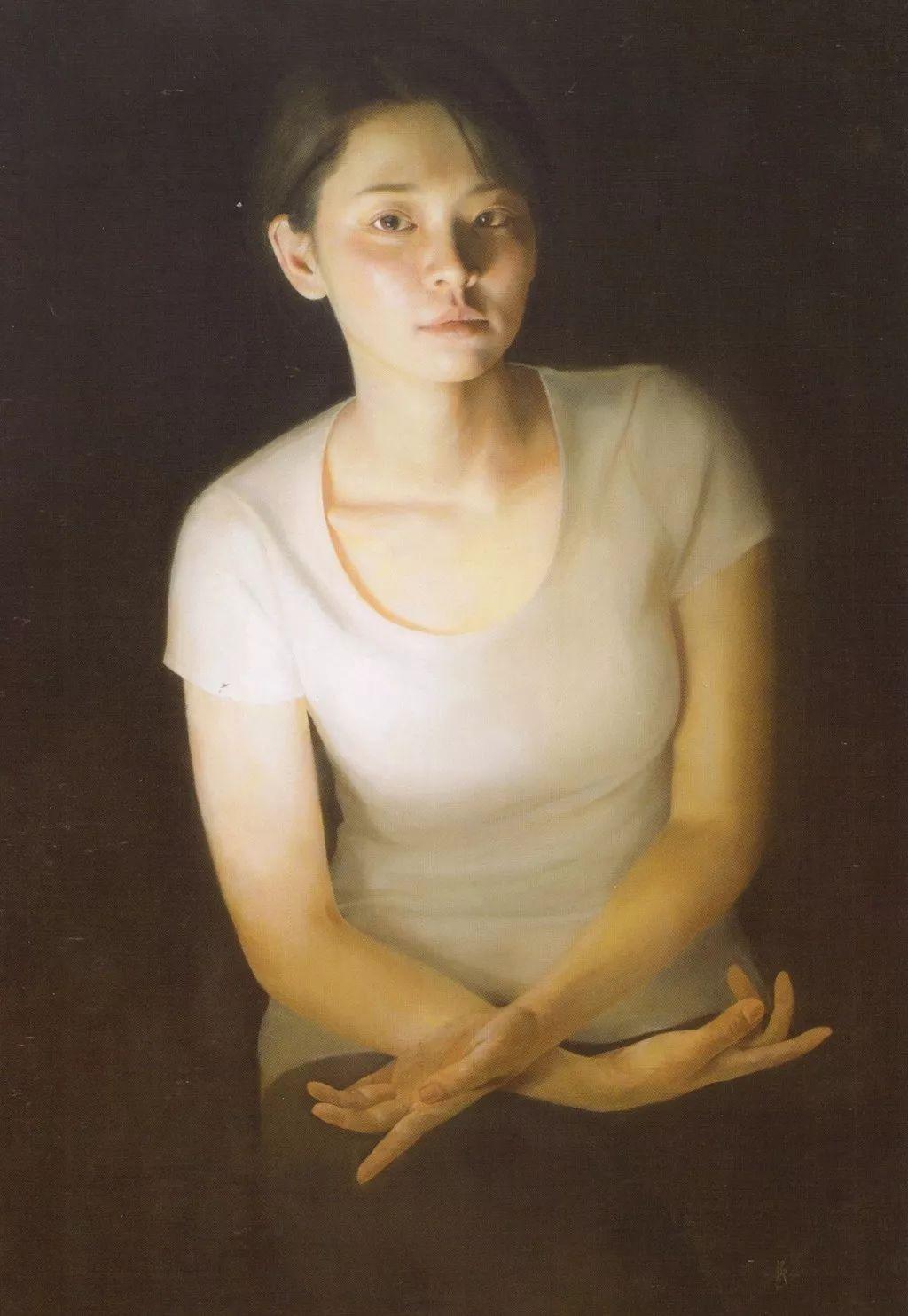 日本青年写实油画 22位画家作品插图105
