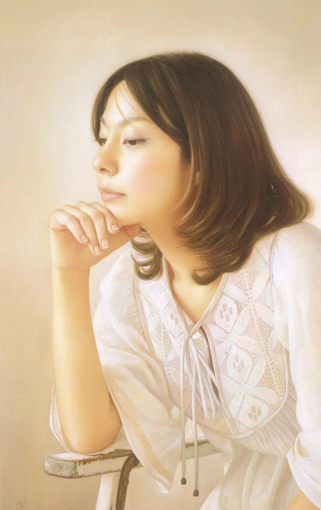 日本青年写实油画 22位画家作品插图109