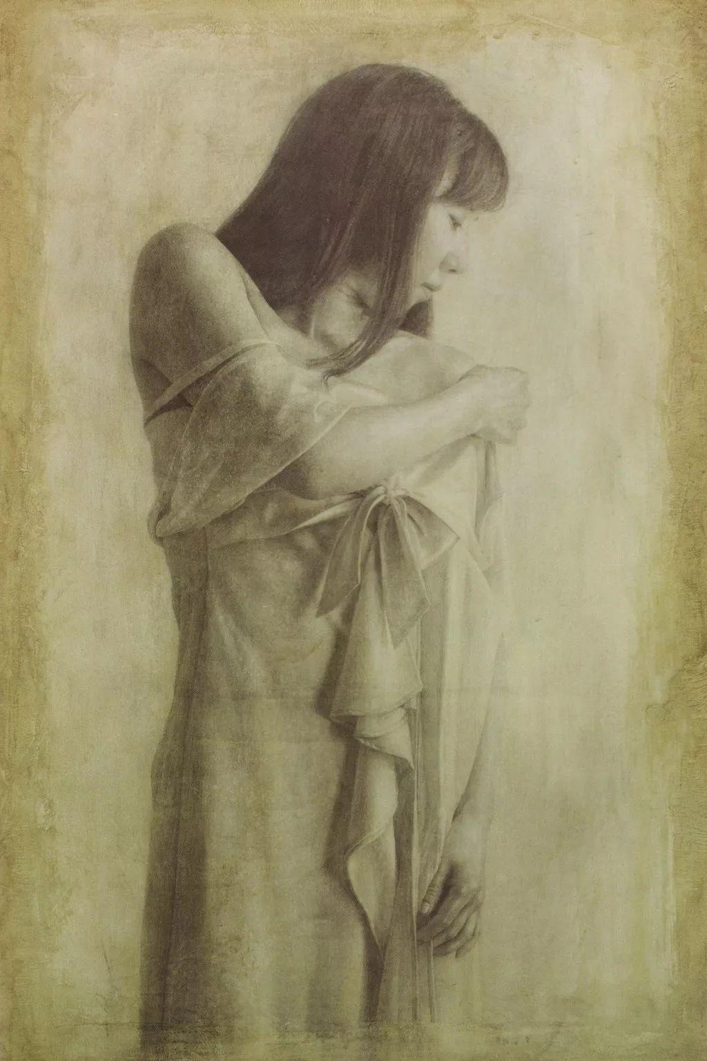 日本青年写实油画 22位画家作品插图113