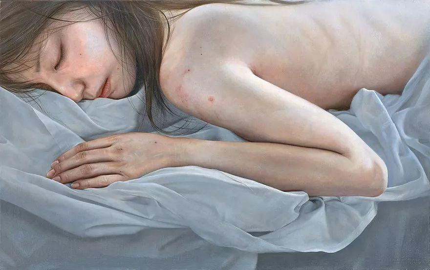 日本青年写实油画 22位画家作品插图141