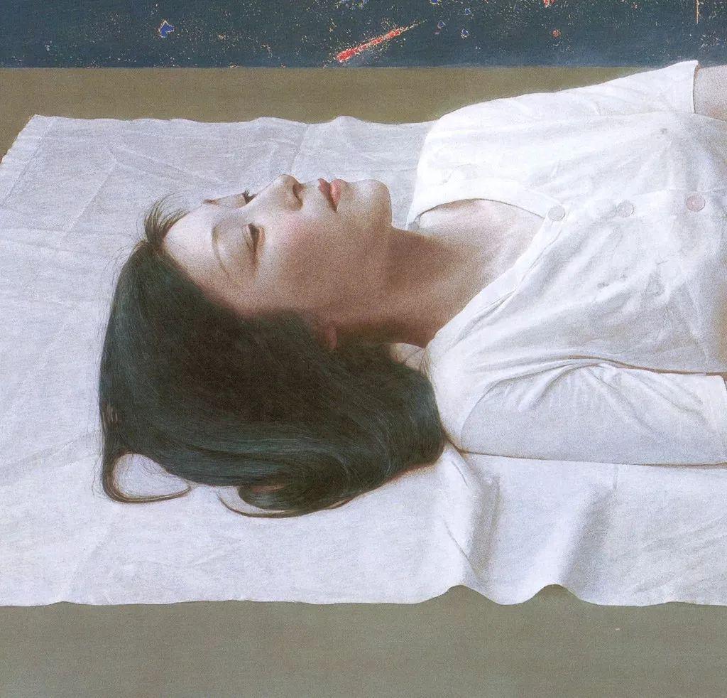 日本青年写实油画 22位画家作品插图145
