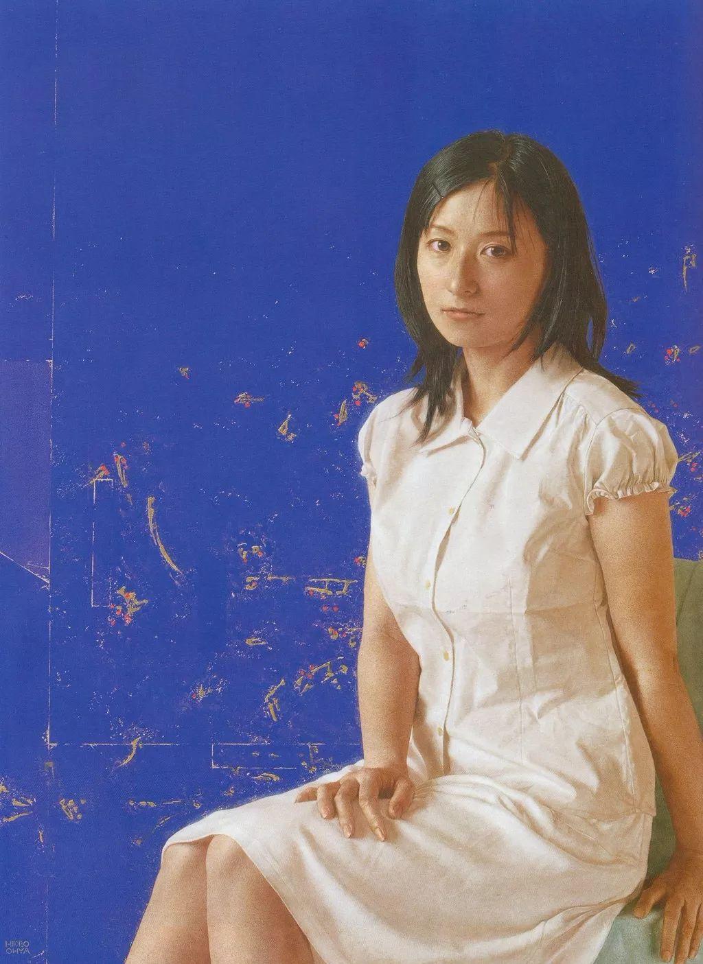 日本青年写实油画 22位画家作品插图149