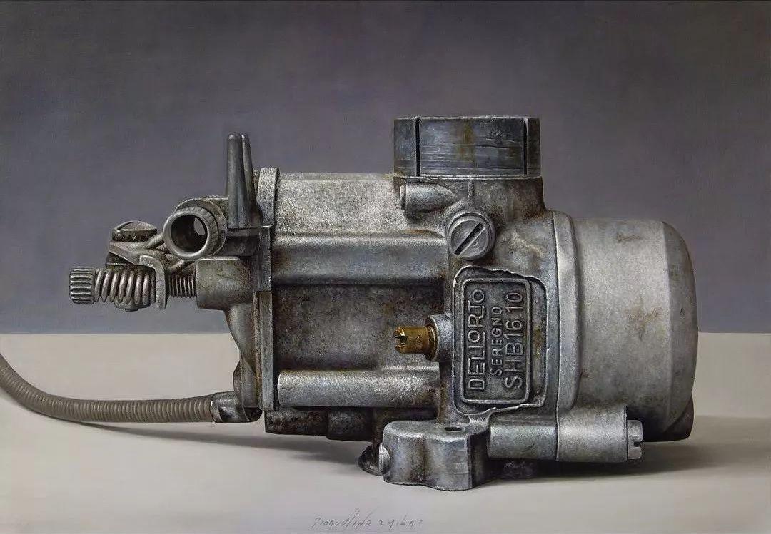 重金属质感满满 意大利画家Gioacchino Passini 三插图7