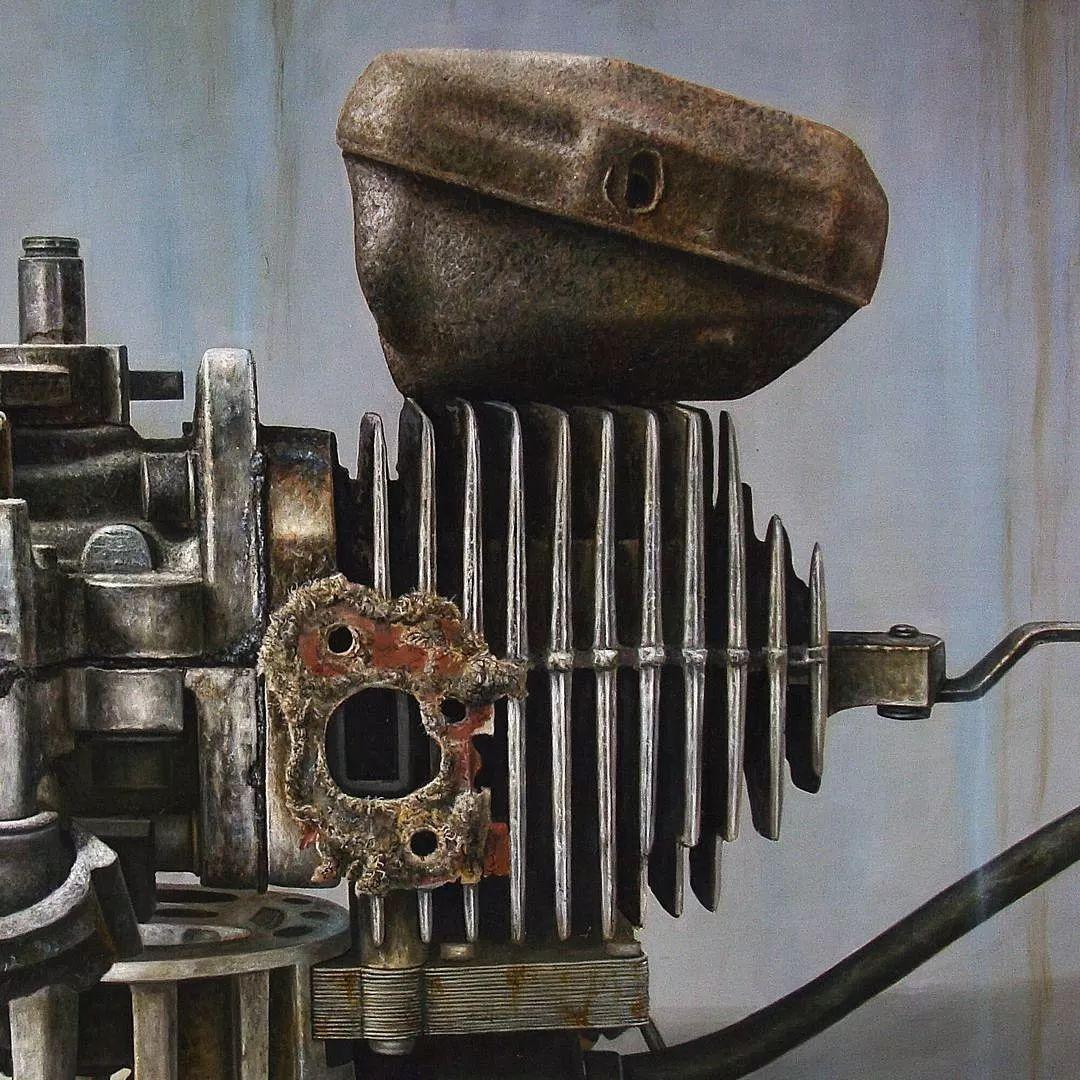 重金属质感满满 意大利画家Gioacchino Passini 三插图13