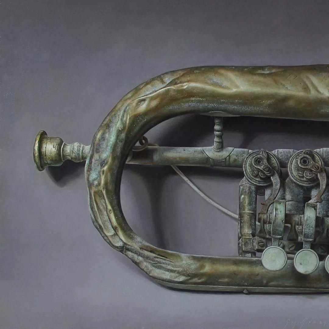 重金属质感满满 意大利画家Gioacchino Passini 三插图17