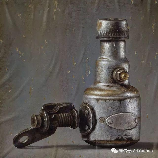 重金属质感满满 意大利画家Gioacchino Passini 三插图35