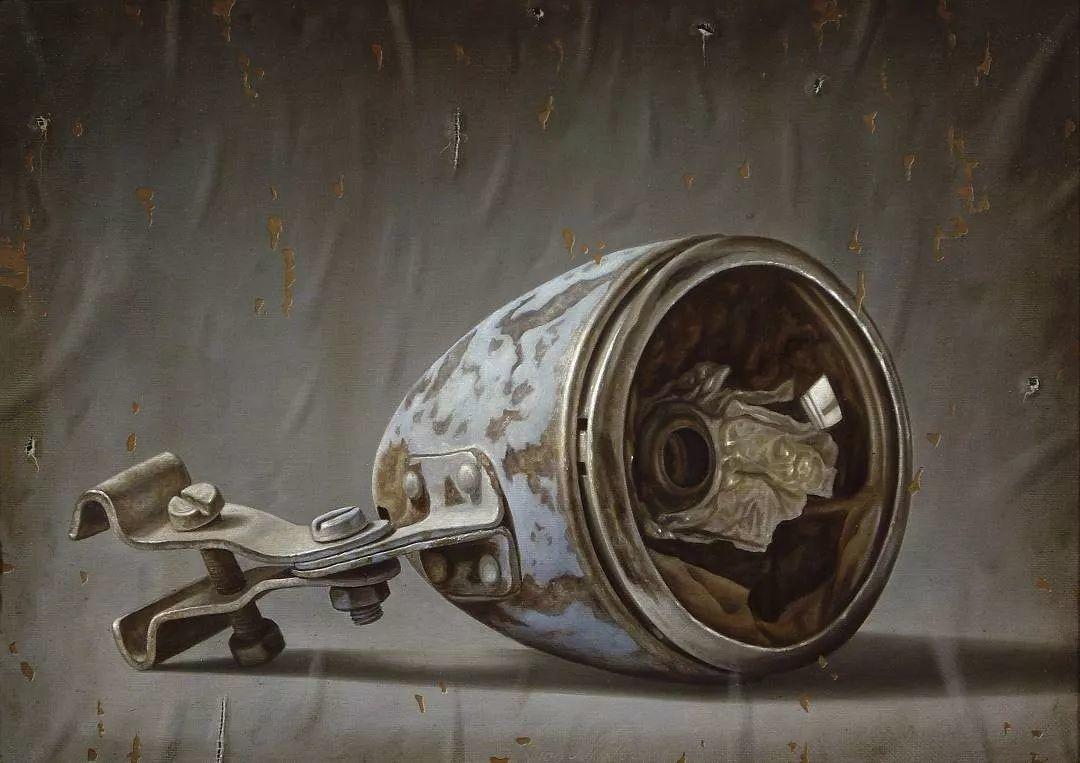 重金属质感满满 意大利画家Gioacchino Passini 三插图43