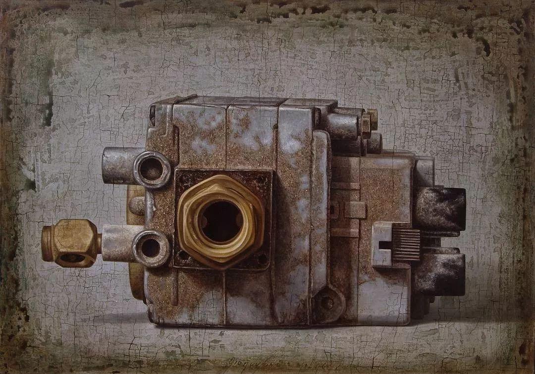 重金属质感满满 意大利画家Gioacchino Passini 三插图45