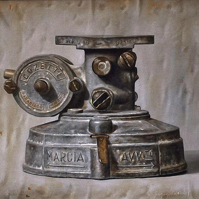 重金属质感满满 意大利画家Gioacchino Passini 三插图49