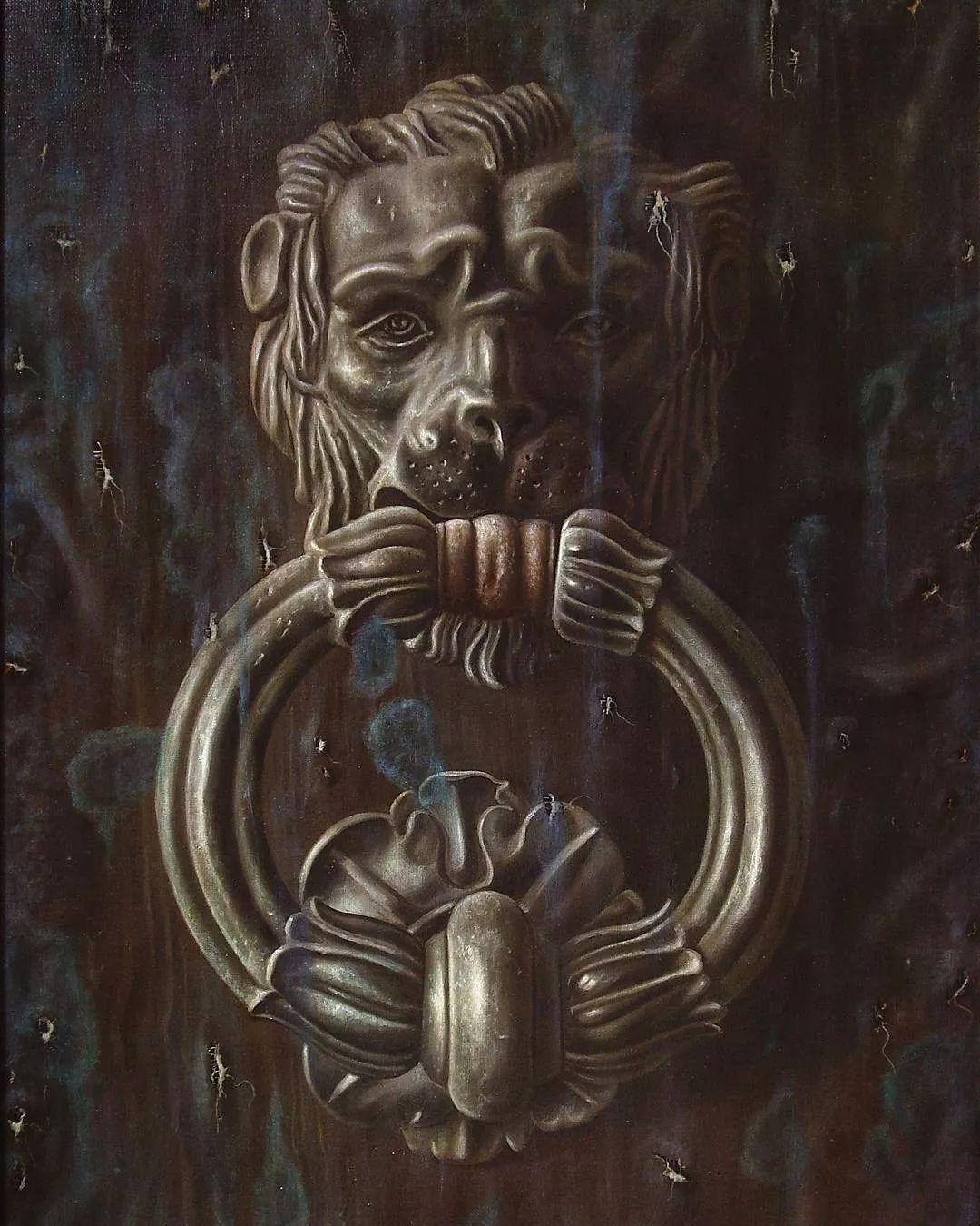 重金属质感满满 意大利画家Gioacchino Passini 三插图59