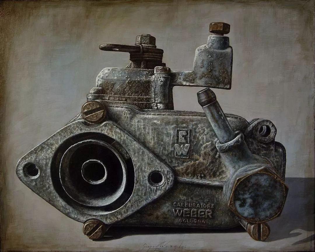 重金属质感满满 意大利画家Gioacchino Passini 三插图61