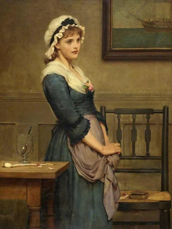 轻柔美丽的色彩,描绘女子各阶段时的样子插图11